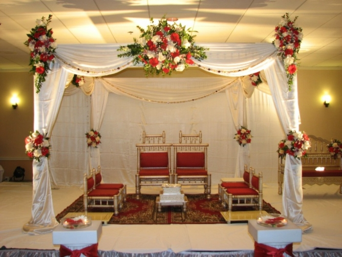 Elegant-Indoor-Wedding-Decorations Latest 20 Wedding Trends That All Couples Should Know