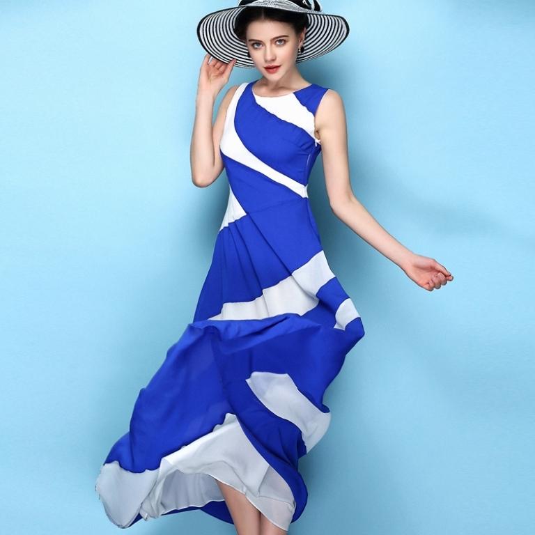 European-brand-designer-runway-trend-2014-spring-summer-women-s-bohemia-tank-font-b-dress-b Latest European Fashion Trends for Spring & Summer 2017 ... [UPDATED]