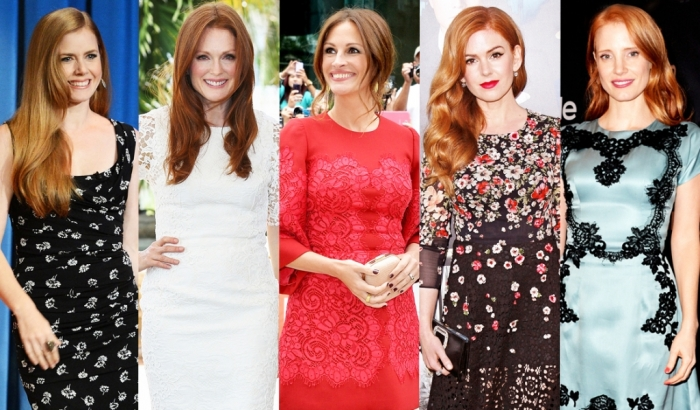 Hair-color-ideas-for-2014-like-celebrities Celebrity Hair Color Trends for Spring & Summer 2017 ... [UPDATED]