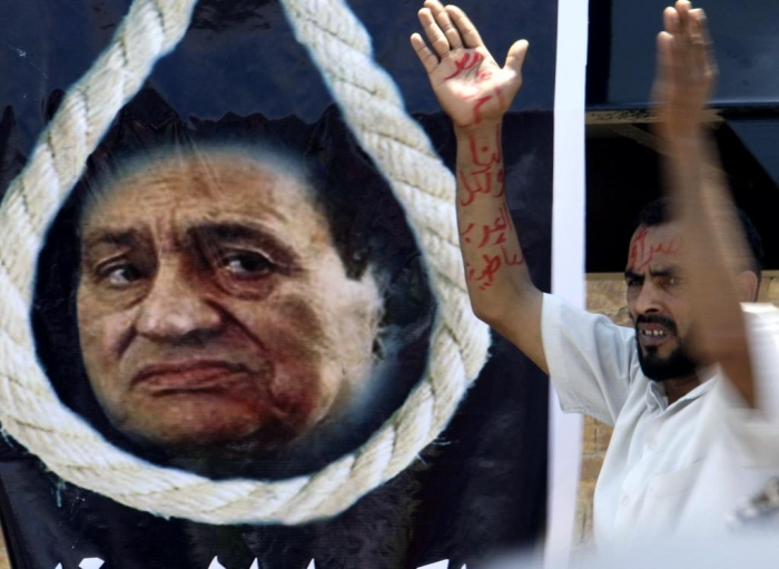 Hosni-Mubarak9_1963461a Top 7 Predictions & Nostradamus Prophecies