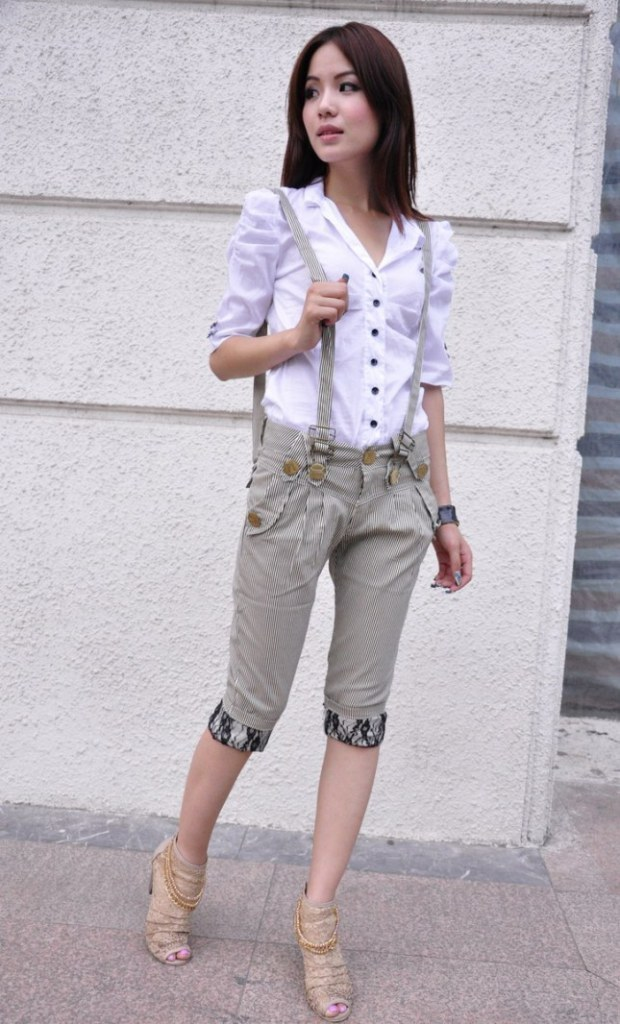 Japan-and-South-Korea-in-summer-new-fashion-style-pants 21+ Most Stylish Teen Fashion Trends for Summer 2020