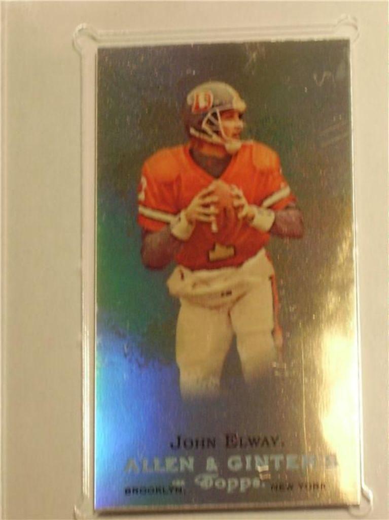 John-Elway-AG-Super-Bowl-Champion-eTopps-In-Hand-Chrome-Like Top 10 Most Valuable & Expensive eTopps Sports Cards