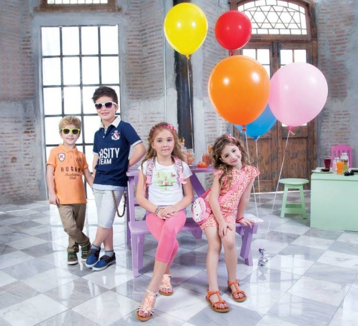Junior-Kids-wear-Outfitters-Spring-Dresses-2014-2 Junior Kids Fashion Trends for Summer 2019