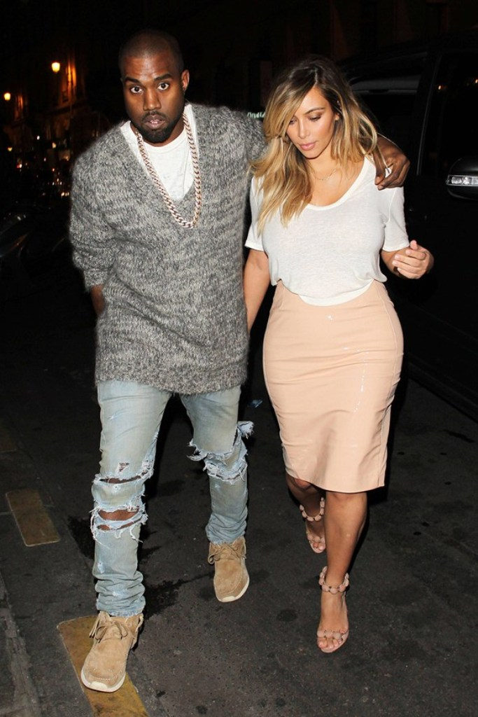 Kanye-West-and-Kim-Kardashian_glamour_01oct13_rex_b_592x888 Top 15 Celebrity Men's Fashion Trends for Summer