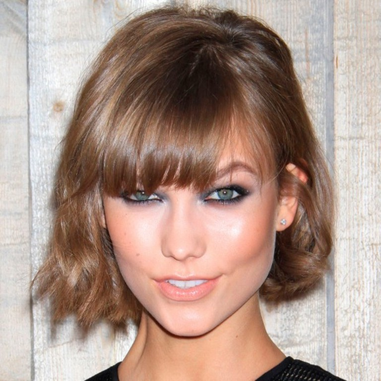 Karlie-Kloss Hottest 14 Celebrity Summer Hair Trends 2019