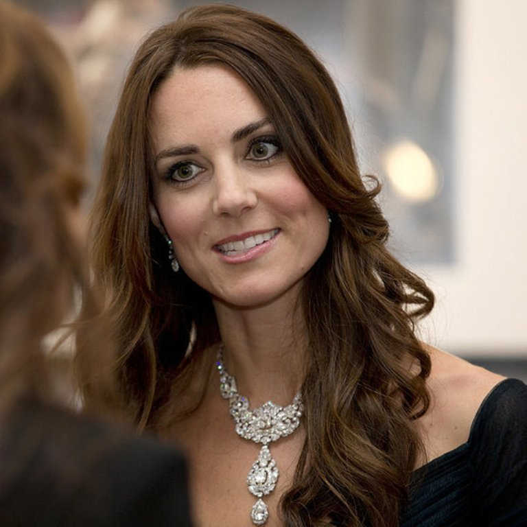 Kate-Middleton-Portrait-Gala-2014 Celebrity Most Hottest Summer Hair Trends 2017