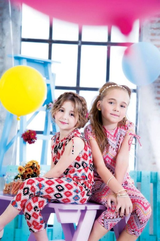 Kids-Spring-Dresses-By-Outfitters-Junior-2014-1 Junior Kids Fashion Trends for Summer 2019