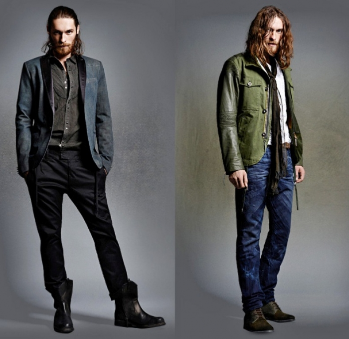 Latest-Diesel-Preview-Men's-Denim-New-Collection-2014-1 35+ Latest European Fashion Trends for Spring & Summer 2019