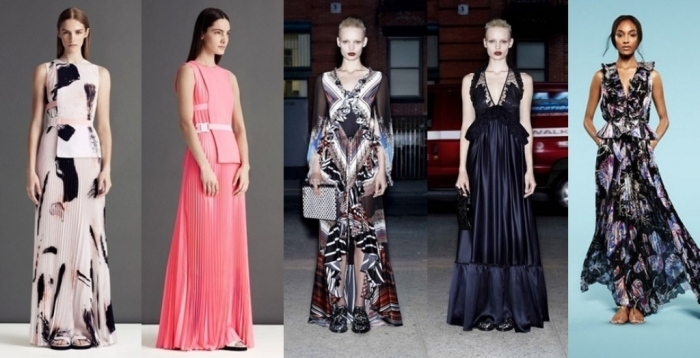 Latest-Maxi-Dress-Trends-for-women-14 Top 12 Hottest Women's Color Trends Coming for 2019