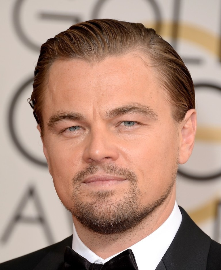 Leonardo-DiCaprio The Hottest Beard Styles for Men in 2017