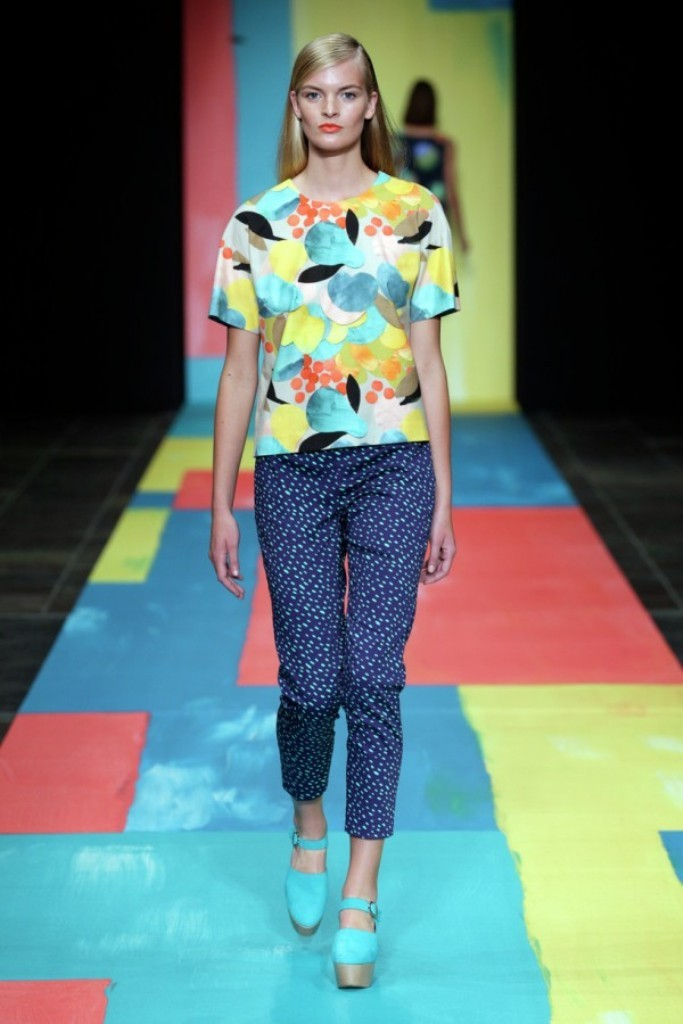 Marimekko-Spring-Summer-2014-Womens-Fashion-Trends-10-600x900 Top 12 Hottest Women's Color Trends Coming for 2019