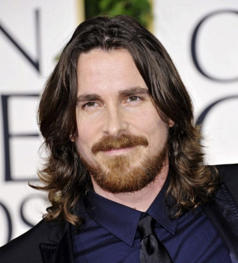 Men-Long-Hairstyles-with-Stylish-Beard-2014 Top 10 Hottest Beard Styles for Men for 2020