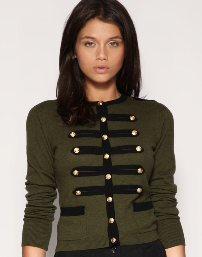 Military-Fashion-Style-new-design 20+ Hottest Military Clothing Fashion Trends for 2021