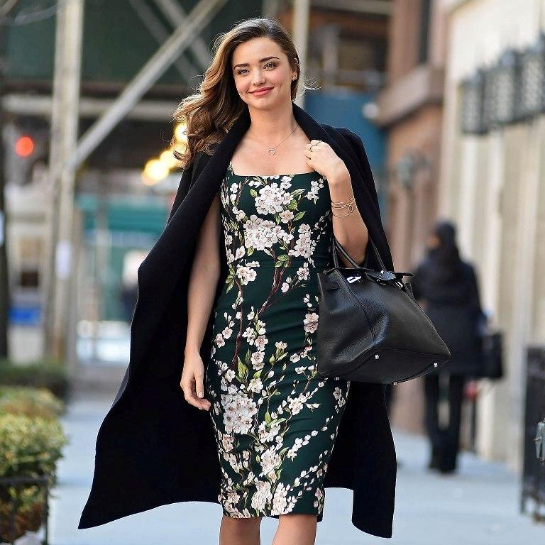 Miranda-Kerr-2014-Ad-Campaigns-Video Top 10 Celebrity Casual Fashion Trends for 2019