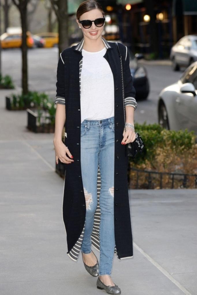 MirandaKerr_5 Top 10 Celebrity Casual Fashion Trends for 2020