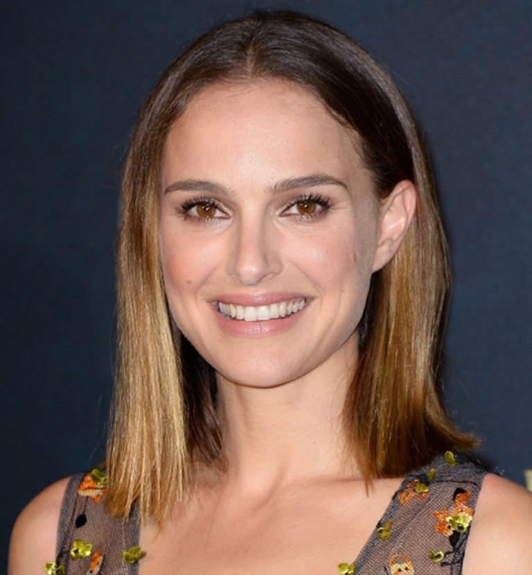 Natalie-Portman-sombre-hair-color-looks-2014 15 Hottest Celebrity Hair Color Trends for Spring & Summer Chosen For 2020