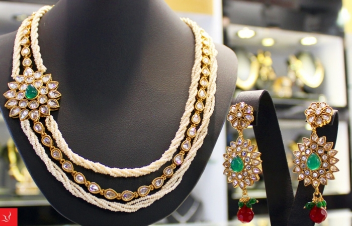 Necklace-Designs-2014 Hottest 20 Necklace Trends for Summer 2017