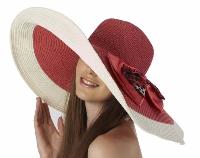 Nice-Summer-Hats-for-Girls-Trends-2014-6 10 Hottest Women's Hat Trends for Summer