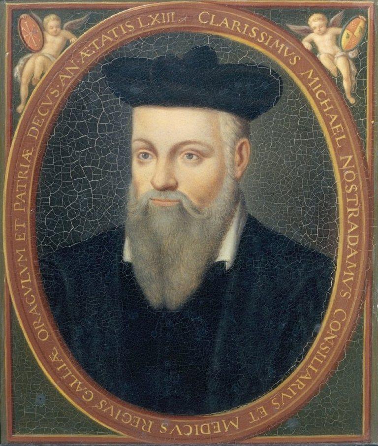 Nostradamus_1846 Top 7 Predictions & Nostradamus Prophecies
