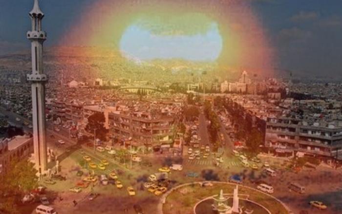 Nuclear_destruction_of_Damascus_2016 Top 7 Predictions & Nostradamus Prophecies
