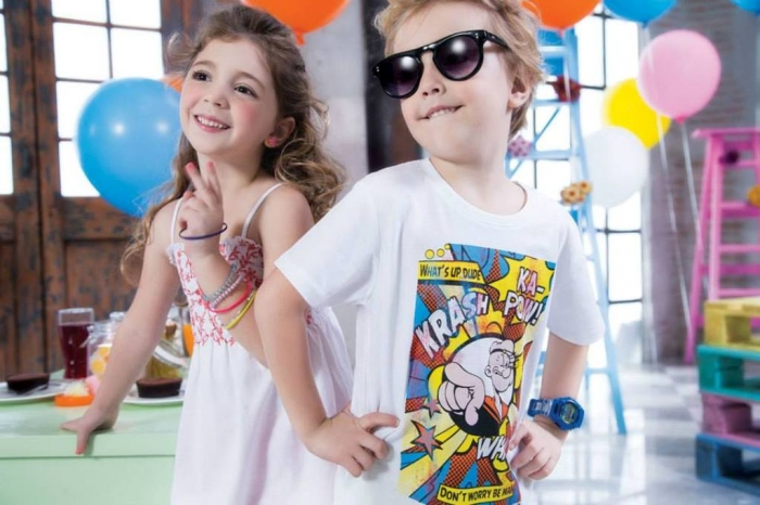 Outfitters-Junior-Kids-Summer-Dresses-Collection-2014-3 Junior Kids Fashion Trends for Summer 2019