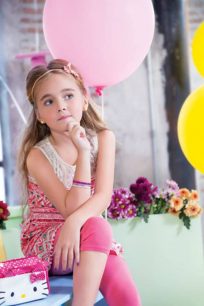 Outfitters-Junior-Kids-Summer-Dresses-Collection-2014-5 Junior Kids Fashion Trends for Summer 2019