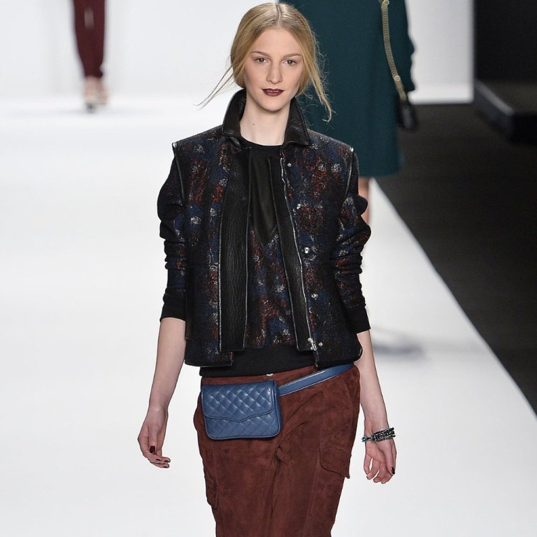 Rebecca-Minkoff-Fall-2014-Runway-Show-NY-Fashion-Week 20 Elegant Jacket & Coat Trends for Fall & Winter 2020