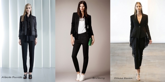 Resort-2014-suits-trend Top 10 Fashion Trends from Resort