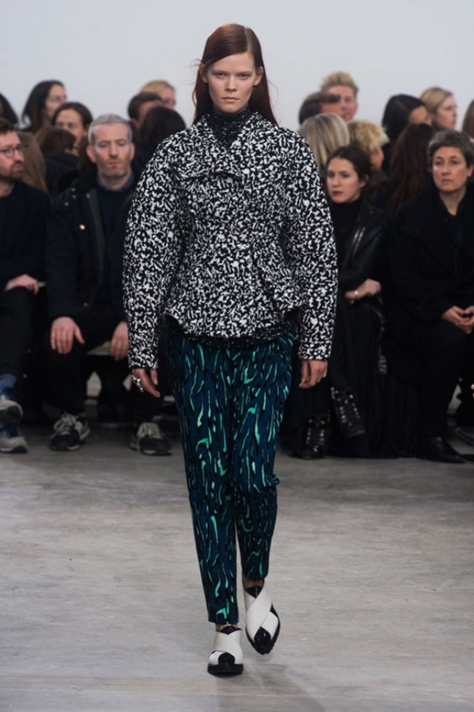 Schouler-RF14-1659-printed-coats-and-jackets 20 Elegant Jacket & Coat Trends for Fall & Winter 2020