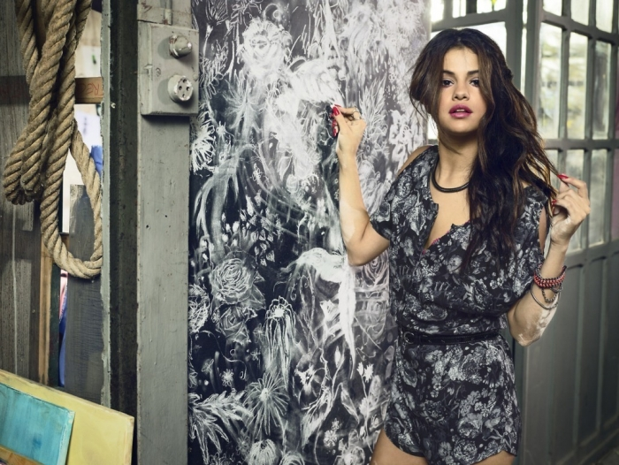 Selena-Gomez-Adidas-NEO-Summer-Collection-May-June-2014-13 21+ Most Stylish Teen Fashion Trends for Summer 2019