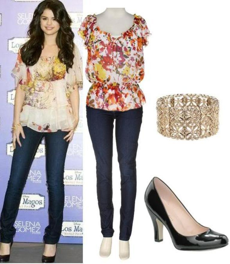 Selena-Gomez-Fashion-Style-2-Summer-2014 21+ Most Stylish Teen Fashion Trends for Summer 2019