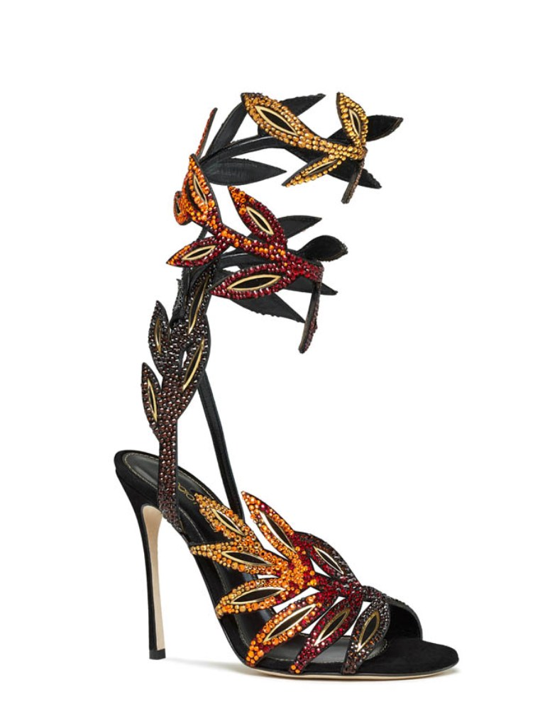 Sergio-Rossi-Spring-Summer-2014-Shoewear-Collection-4 Latest 15 Spring and Summer Accessories Fashion Trends