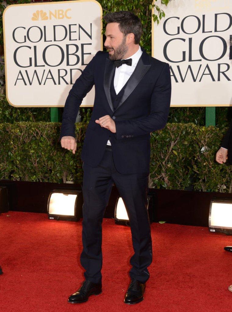Sofia-Vergara-Ben-Affleck-took-some-time-tear-up-red Best Chosen 15 Celebrity Beard Styles for 2019