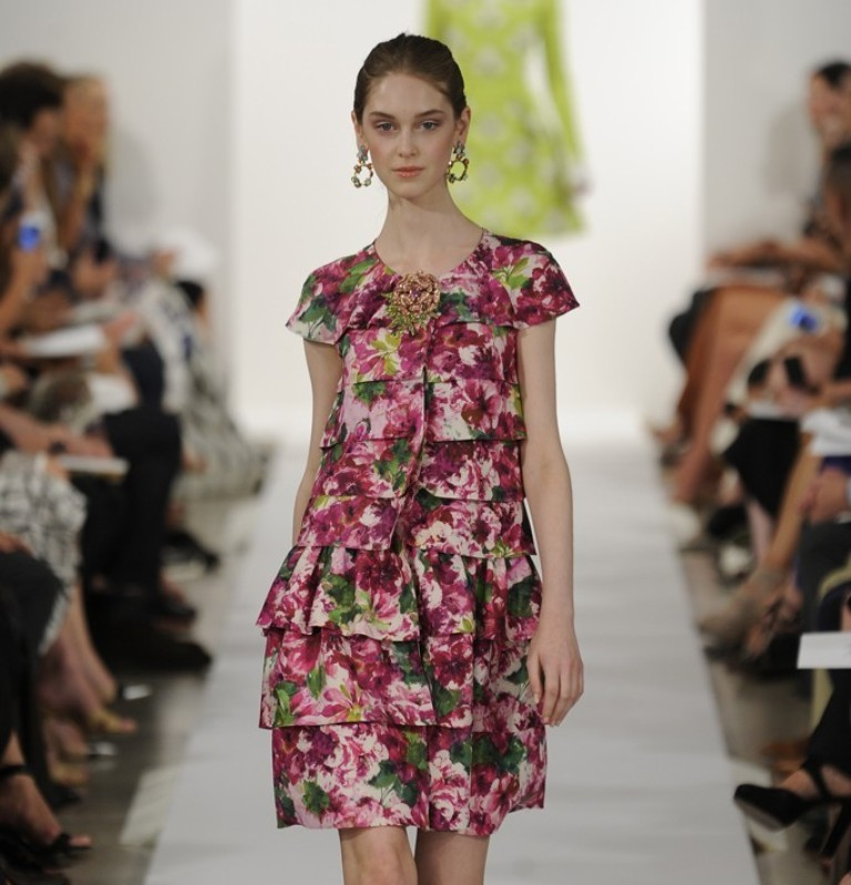 Spring-Summer-2014-Trends-from-Womens-Collections-2 Top 12 Hottest Women's Color Trends Coming for 2019