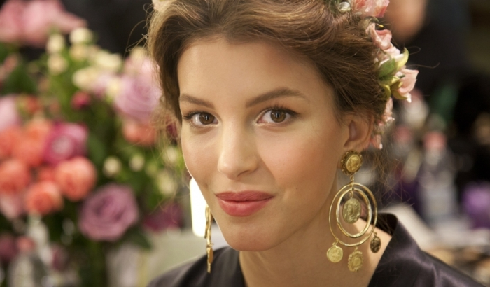 Spring-Summer-2014-accessories-trends-from-Dolce-and-Gabbana-collection-coins-earrings- 20+ Most Stylish Summer Jewelry Trends