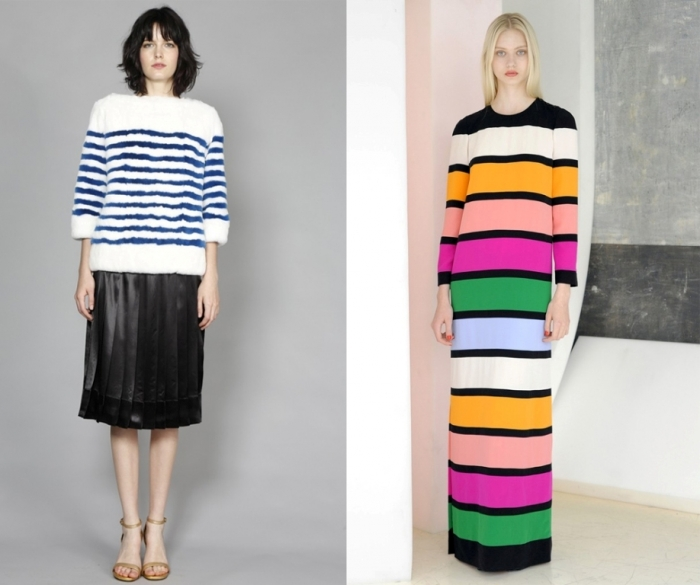 Stripes-Resort-2014 Top 10 Fashion Trends from Resort