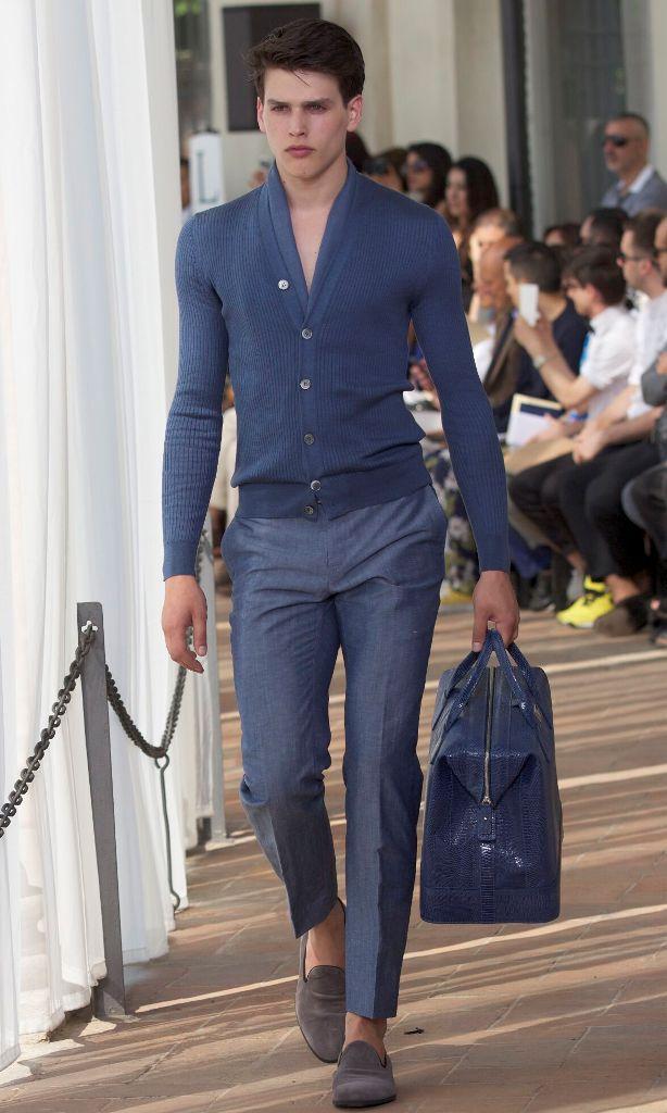 Summer-Dress-Trends-2014-Man Top 10 Hottest Men's Color Trends for 2019