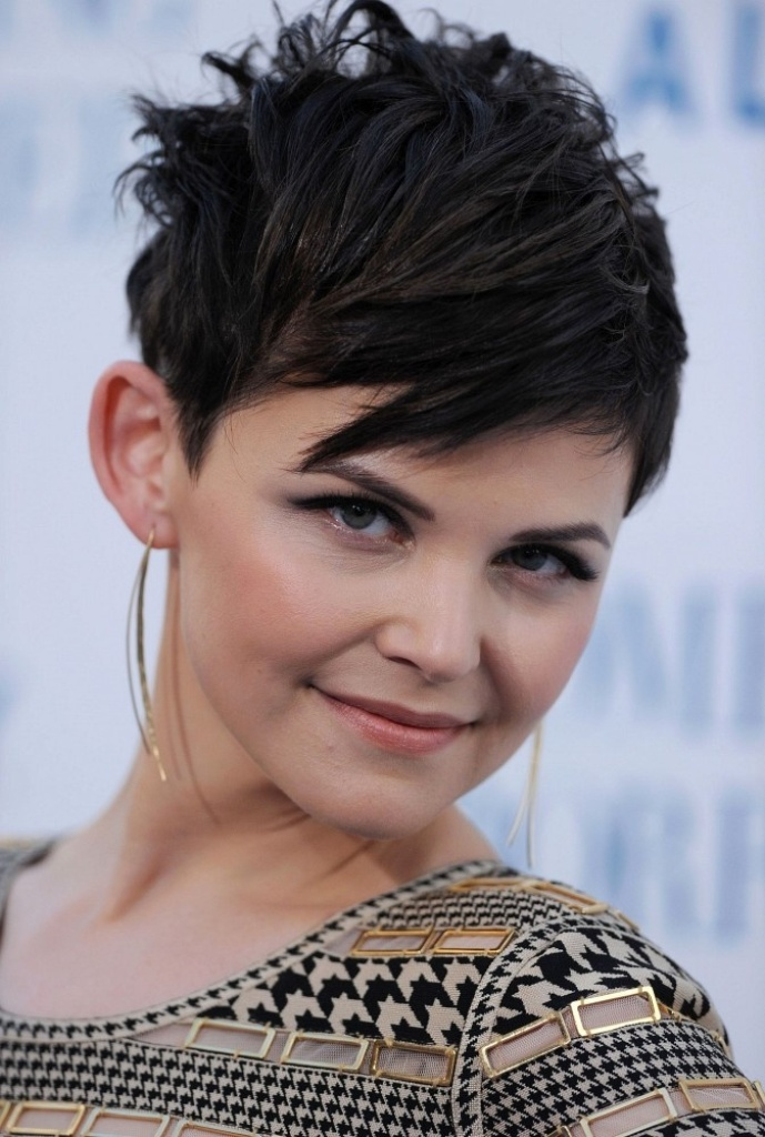 Top-100-Short-Hairstyles-2014_89 25+ Short Hair Trends for Round Faces Chosen for 2020