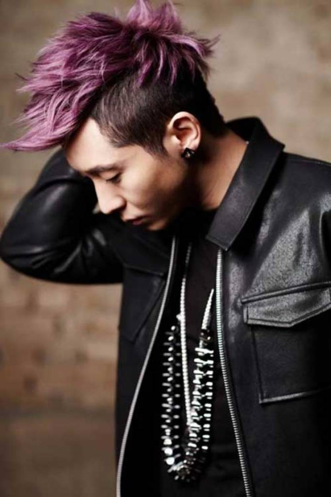 Trendy-New-Hairstyles-2014-for-Men-2 20+ Best Chosen Men's Hair Color Trends for 2019