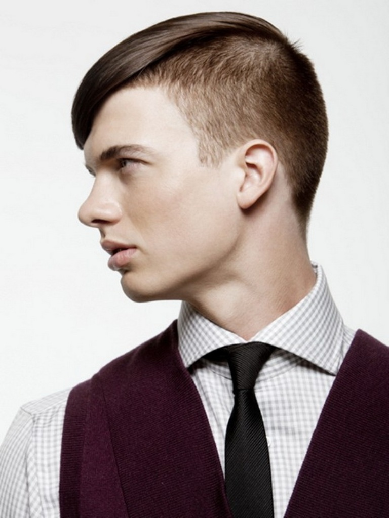 Undercut-Hairstyle-Men-2014 Latest 20+ Men's Hair Trends Coming for Spring & Summer 2019