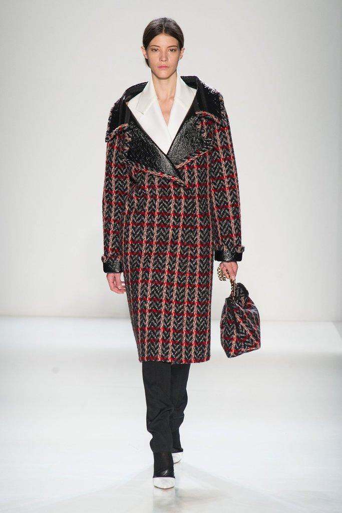 Victoria-Beckham-Fall-2014 20 Elegant Jacket & Coat Trends for Fall & Winter 2020