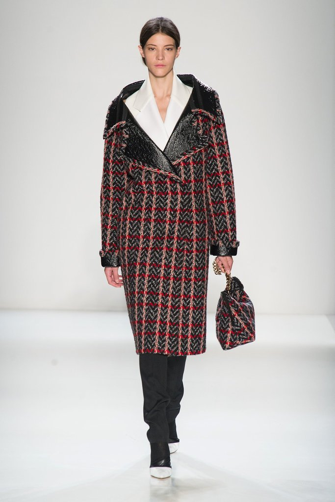 Victoria-Beckham-Fall-2014 20 Elegant Jacket & Coat Trends for Fall & Winter 2020
