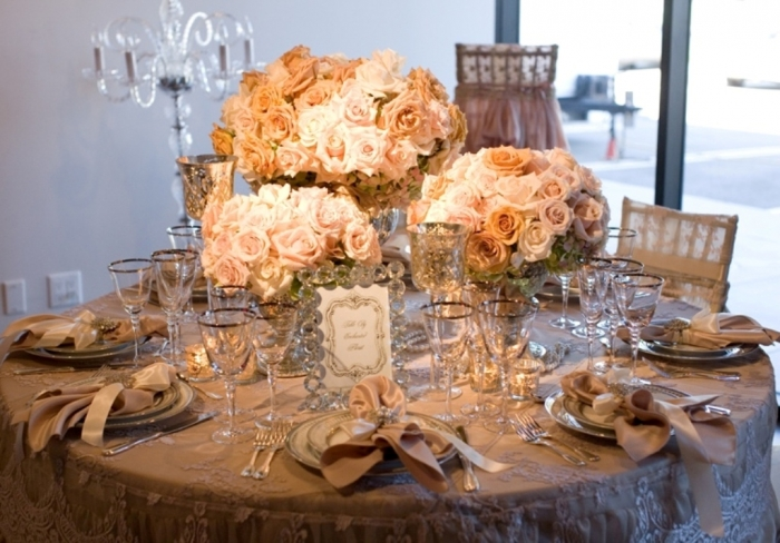 Vintage-Wedding-Centerpiece Latest 20 Wedding Trends That All Couples Should Know