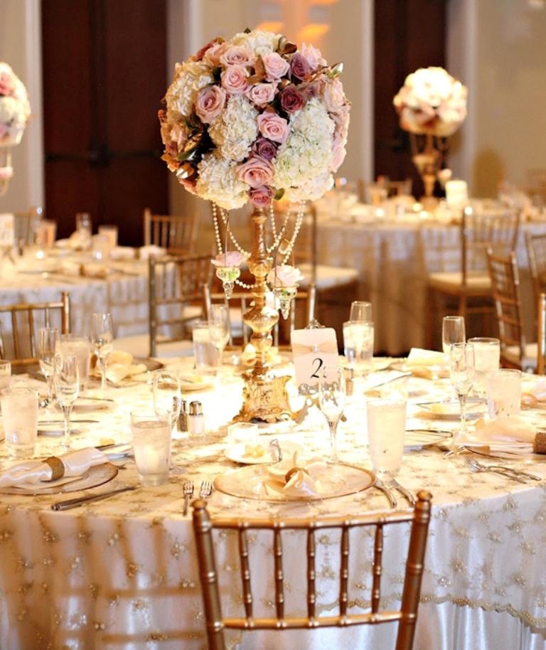 Vintage-Wedding-Decor Newest 20 Wedding Trends for 2019