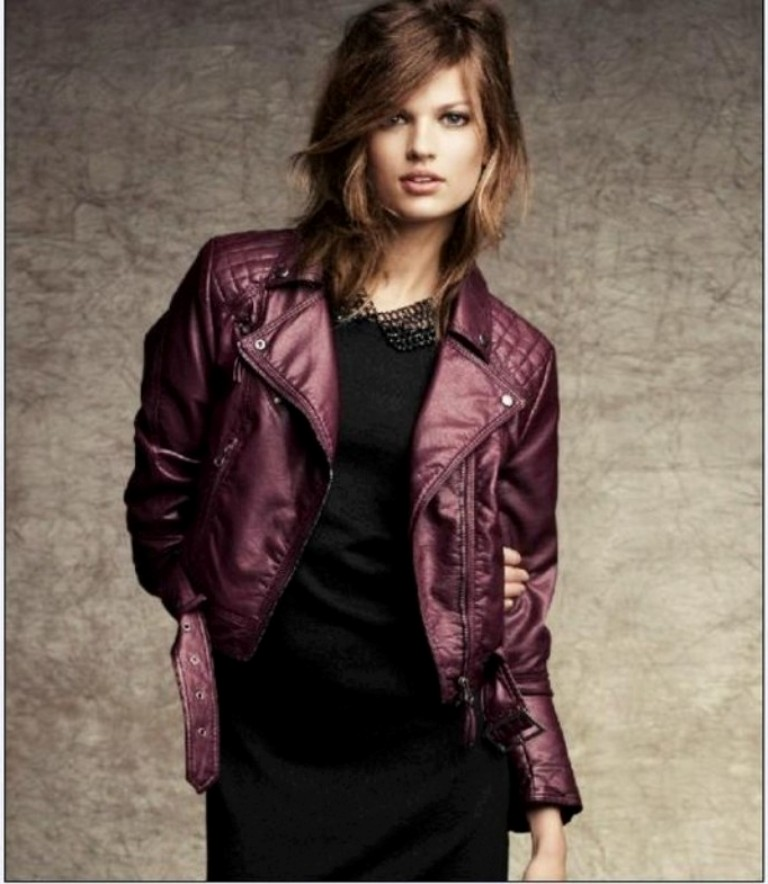Winter-Leather-Jackets-Collection-2014-2015-7 20 Elegant Jacket & Coat Trends for Fall & Winter 2020