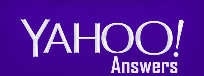 Yahoo-Answers-Logo How to Make a Blog Post Go Viral