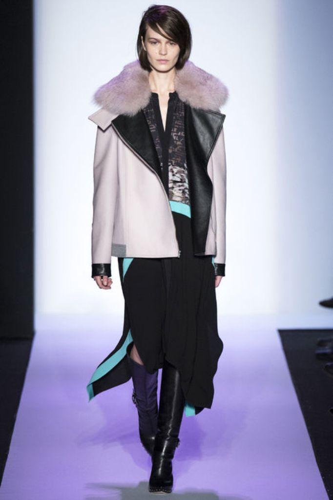 bcbg-maxazria-boyfriend-moto-jacket-fall-2014-h724 20 Elegant Jacket & Coat Trends for Fall & Winter 2020