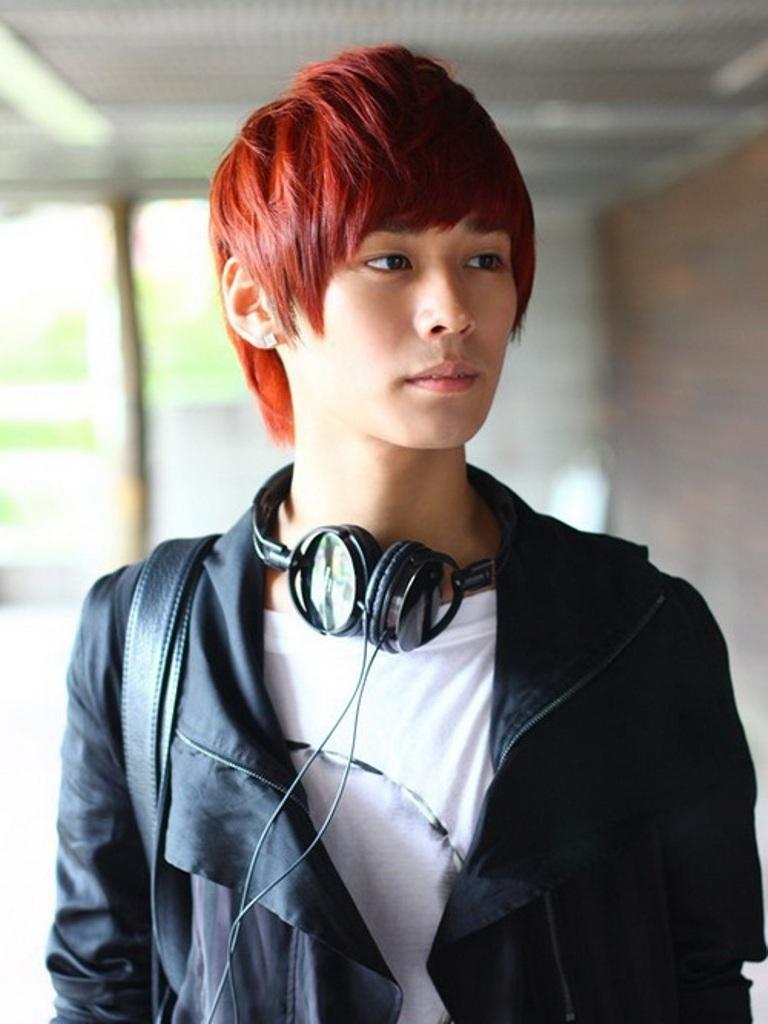 best-korean-men-color-for-teenage-boys 20+ Best Chosen Men's Hair Color Trends for 2019