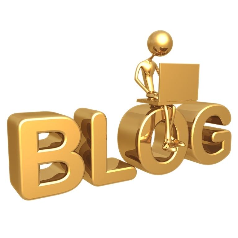 bigstockphoto_Blog_824779 How to Make a Blog Post Go Viral