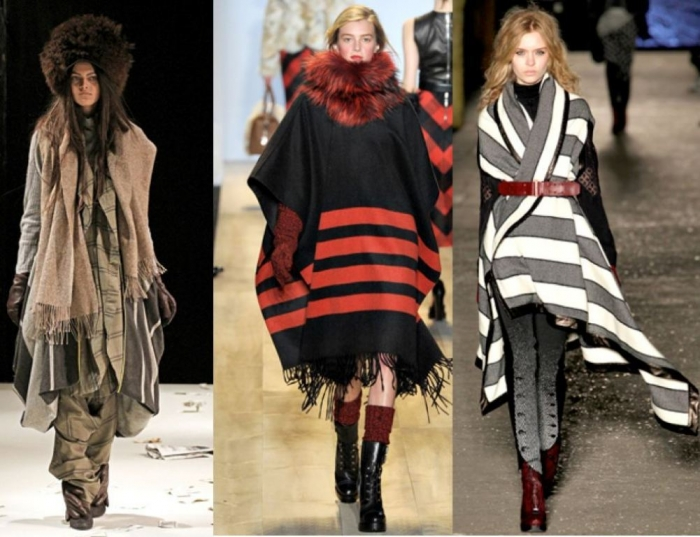 blanket Top 20 Jacket & Coat Trends for Fall & Winter 2019